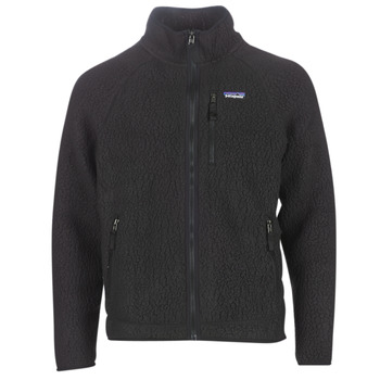 Kleidung Herren Fleecepullover Patagonia M'S RETRO PILE JKT Schwarz
