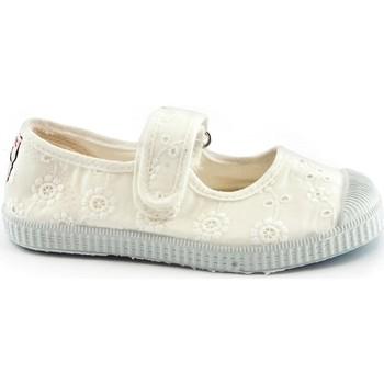 Schuhe Mädchen Tennisschuhe Cienta CIE-CCC-76998-05 Bianco