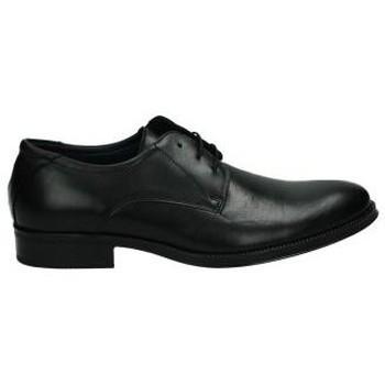 Schuhe Herren Derby-Schuhe & Richelieu Nuper Schuhe  2751 schwarze ritter Noir