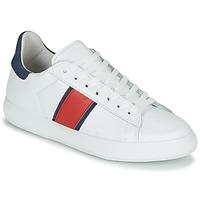 Schuhe Damen Sneaker Low Yurban LIEO Weiss
