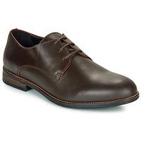 Schuhe Herren Derby-Schuhe So Size TURBON Braun