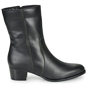 So Size GASPARD Schwarz - Kostenloser Versand    - Schuhe Low Boots Damen 11815
