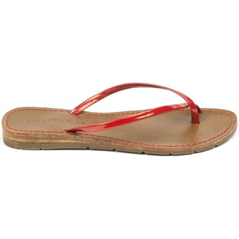 Schuhe Damen Sandalen / Sandaletten Chattawak sandales 7-RIADE Rouge Rot