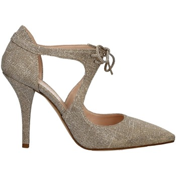 Schuhe Damen Pumps Silvana 887 Gold