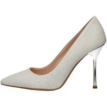 Schuhe Damen Pumps Silvana 130 SILVER