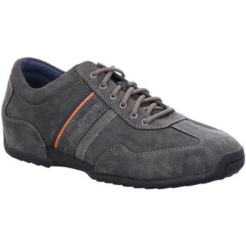 Schuhe Herren Sneaker Low Camel Active Schnuerschuhe Schnürhalbschuh Space 137.24.31 grau