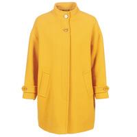 Kleidung Damen Mäntel Benetton STORI Gelb