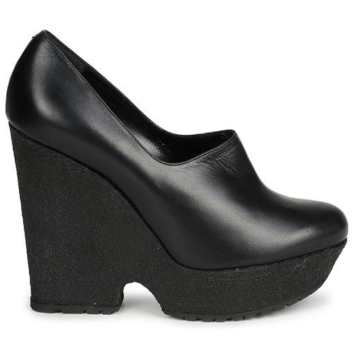 Sonia Rykiel BLOCK Schwarz Schuhe Ankle Boots Damen 249,50