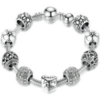 Uhren Damen Armbänder Blue Pearls CRY C2109 J Multicolor