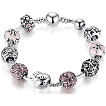 Uhren Damen Armbänder Blue Pearls CRY C2108 J Multicolor
