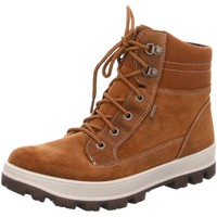Schuhe Damen Boots Superfit Schnuerstiefel TEDD - GORE-TEX® Insulated Com 8-00473-30 30 braun