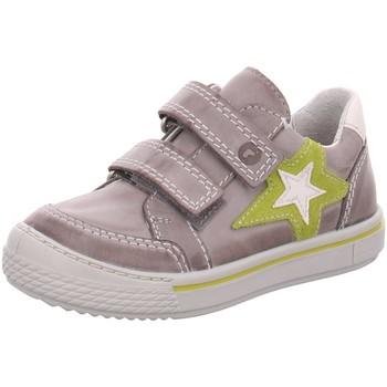 Schuhe Jungen Sneaker Low Ricosta Klettschuhe LUCAS 69 5620600 455 grau