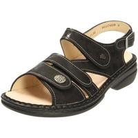 Schuhe Damen Sandalen / Sandaletten Finn Comfort Sandaletten 02562-644144 schwarz
