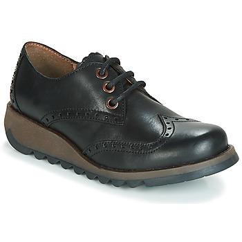 Schuhe Damen Derby-Schuhe Fly London SUME Schwarz