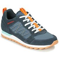 Schuhe Herren Sneaker Low Merrell ALPINE SNEAKER Blau / Orange