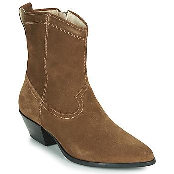 Schuhe Damen Low Boots Vagabond EMILY Maulwurf