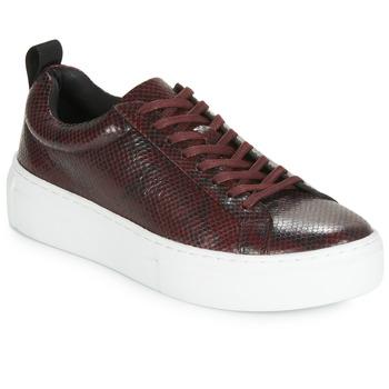 Schuhe Damen Sneaker Low Vagabond ZOE PLATFORM Bordeaux
