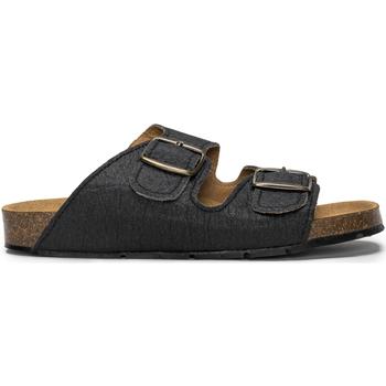 Schuhe Pantoffel Nae Vegan Shoes Darco Black Schwarz