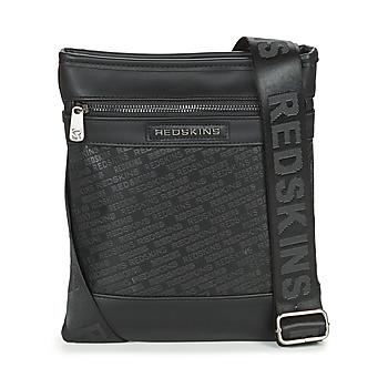 Taschen Herren Geldtasche / Handtasche Redskins IBERIA Schwarz
