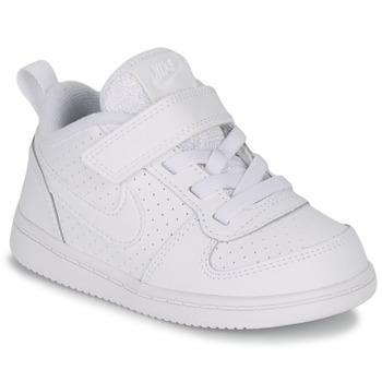 Schuhe Kinder Sneaker Low Nike PICO 5 TODDLER Weiss