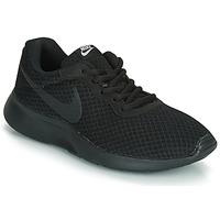 Schuhe Damen Sneaker Low Nike TANJUN W Schwarz