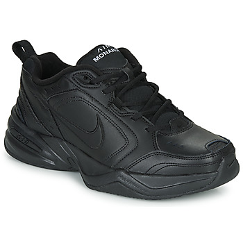 Schuhe Herren Sneaker Low Nike AIR MONARCH IV Schwarz