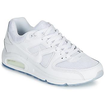 Schuhe Herren Sneaker Low Nike AIR MAX COMMAND Weiss