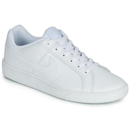 Schuhe Herren Sneaker Low Nike COURT ROYALE Weiss