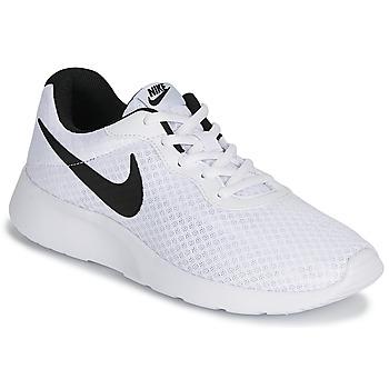Schuhe Herren Sneaker Low Nike TANJUN Weiss / Schwarz