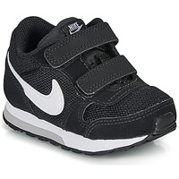 Schuhe Kinder Sneaker Low Nike MD RUNNER 2 TODDLER Schwarz