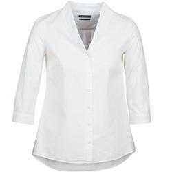 Kleidung Damen Hemden Marc O'Polo ALESSIA Weiss