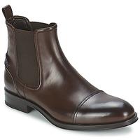 Schuhe Herren Boots Roberto Cavalli ARKELL Braun
