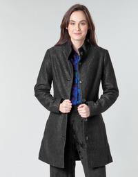 Kleidung Damen Mäntel Desigual SIMONE Schwarz