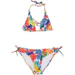 Kleidung Mädchen Badeanzug /Badeshorts Sundek G164KNL36SD 006 weiß