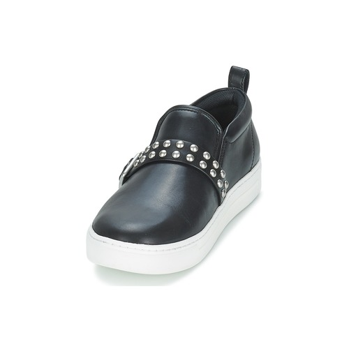 Marc by Marc Marc Marc Jacobs CUTE KICKS KENMARE Schwarz  Schuhe Slip on Damen 1ff1a4