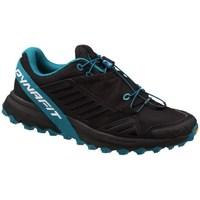 Schuhe Damen Laufschuhe Dynafit Alpine Pro W Schwarz, Blau