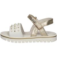 Schuhe Mädchen Sandalen / Sandaletten Balducci SELF1854 Weiss