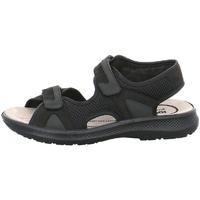Schuhe Herren Sportliche Sandalen Jomos Sandal 506606 schwarz