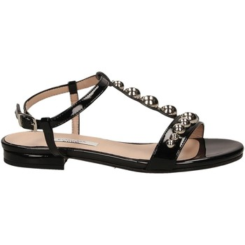 Schuhe Damen Sandalen / Sandaletten L'amour VERNICE nero