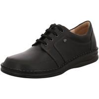 Schuhe Herren Derby-Schuhe Finn Comfort Schnuerschuhe blk Mon NOS 01111-060099 Norwich schwarz