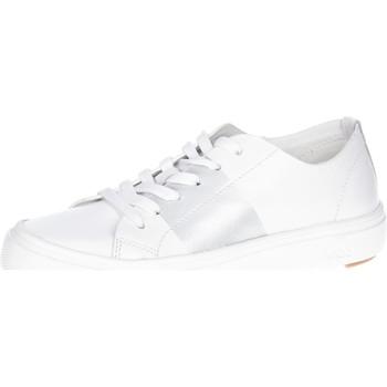 Schuhe Damen Sneaker Low Vado Schnuerschuhe Stage 90102-811 weiß