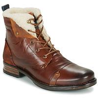 Schuhe Herren Boots Redskins YOUDINE Braun