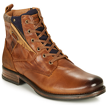 Schuhe Herren Boots Redskins YLMAZ Cognac