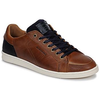 Schuhe Herren Sneaker Low Redskins OSTAN Cognac / Marine