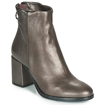 Schuhe Damen Low Boots Mjus TWISTER Grau