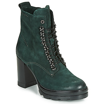 Schuhe Damen Low Boots Mjus AMARANTA Grün