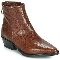 Schuhe Damen Boots Mjus CALAMITY Braun