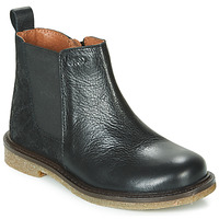 Schuhe Mädchen Boots Aster WAXOU Schwarz