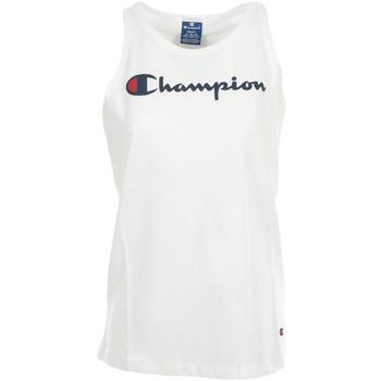 Kleidung Damen Tops Champion Tank Top Weiss