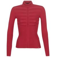 Kleidung Damen Pullover Morgan MENTOS Rot